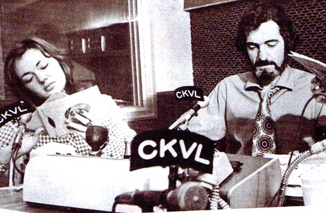 CKVL Radio 1973