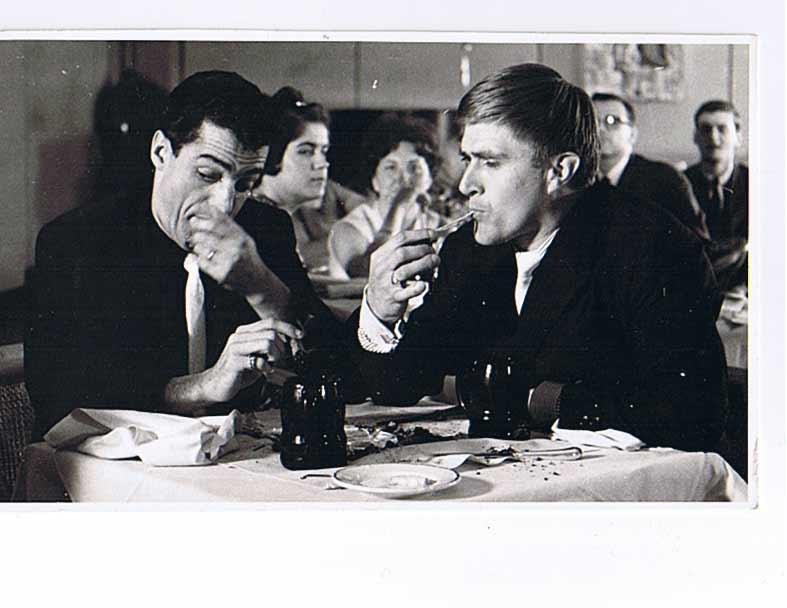 Yvan Ducharme CINÉMA-1965 Pas de vacances pour les idoles