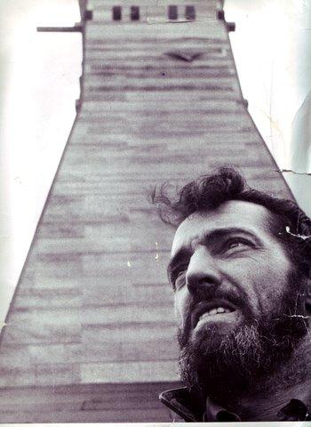 Yvan Ducharme cinéma- 1972- Bulldozer de Pierre Harel