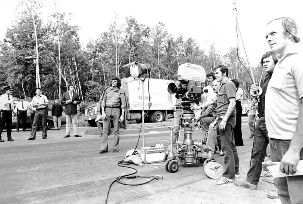 Yvan Ducharme Cinéma-1972- y