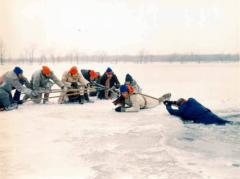 Yvan Ducharme Cinéma 1972 Quelques arpents de neige
