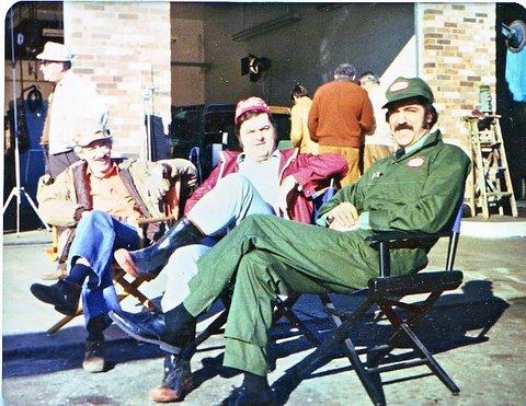 Yvan Ducharme dans la publicité télévision de texaco en tant que Albert en 1975 avec Claude Michaud