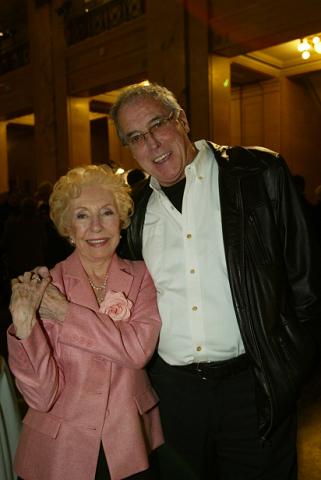 Yvan Ducharme dans le téléroman les berger avec Steve Fiset Claudine chatel et Rita Bibeau en 2007
